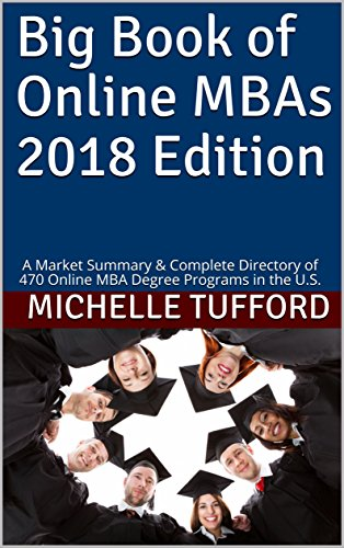 Introducing The Big Book of Online MBAs by Online Degree Database