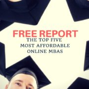 Top 5 most affordable online MBAs